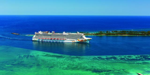 60% Off Second Guest with Norwegian Cruise Line