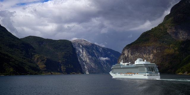 New Itineraries on Oceania Cruises' Newest Ship, Vista