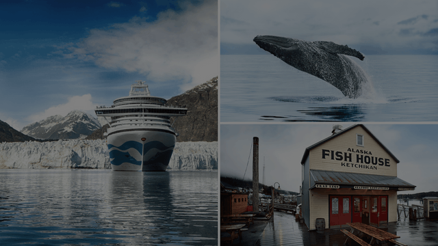 Alaska the Great Land with Princess Cruises
