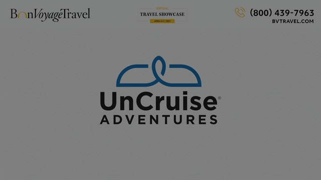Virtual Showcase - Uncruise Adventures
