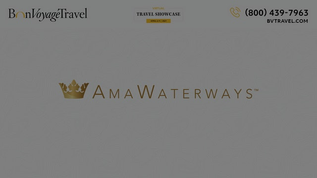 Virtual Showcase - AmaWaterways