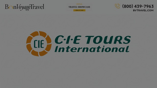 Virtual Showcase - CIE Tours