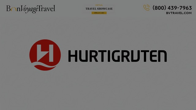 Virtual Showcase - Hurtigruten