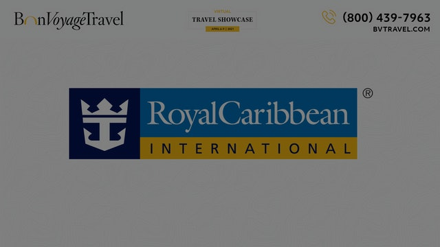 Virtual Showcase - Royal Caribbean