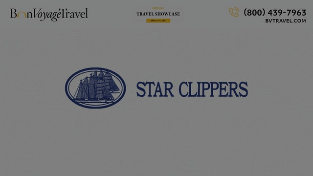 Virtual Showcase - Star Clippers