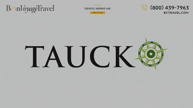 Virtual Showcase - Tauck