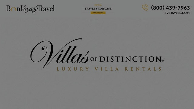 Virtual Showcase - Villas of Distinction